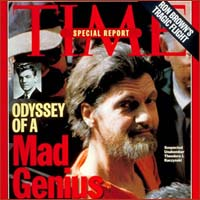 "The Unabomber's Brother: ""Did the CIA at Harvard Program Ted Kaczynski to Kill?"""