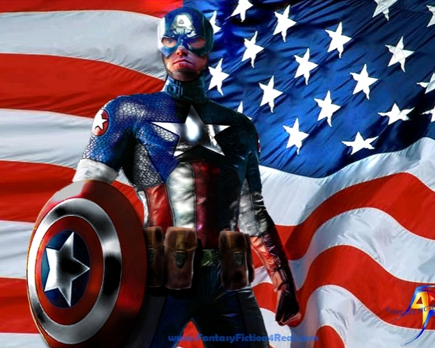 Film: Captain America will Undergo Name Change Overseas Because USA is Despised Globally