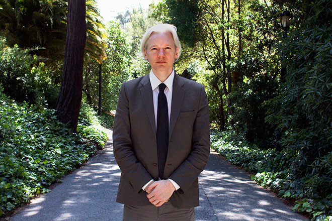 Julian Assange Interviewed by the Brazilian People