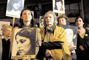 Obit.: Maria Esther Gatti de Islas, Human-Rights Activist who Sought Justice for Victims of South America's Dirty War