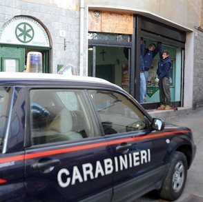 Italy: Bomb Blasts at Right-Wing Party HQ