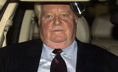 Chicago Torture Cop Jon Burge Wants Short Sentence Based On Military Service