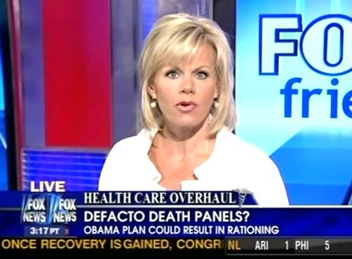 "Fox ""News"" Resurrects ""Death Panels"" in Propaganda Blitz"