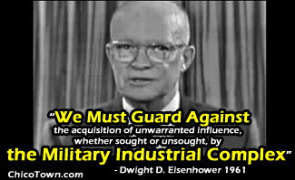 """What Caused Ike to Criticize the """"Military-Industrial Complex""""?"""