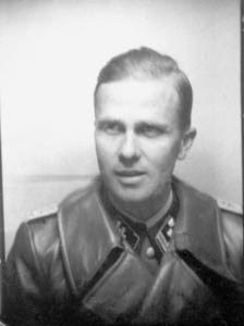 Franz Riedweg and the Swiss Arm of the Waffen SS