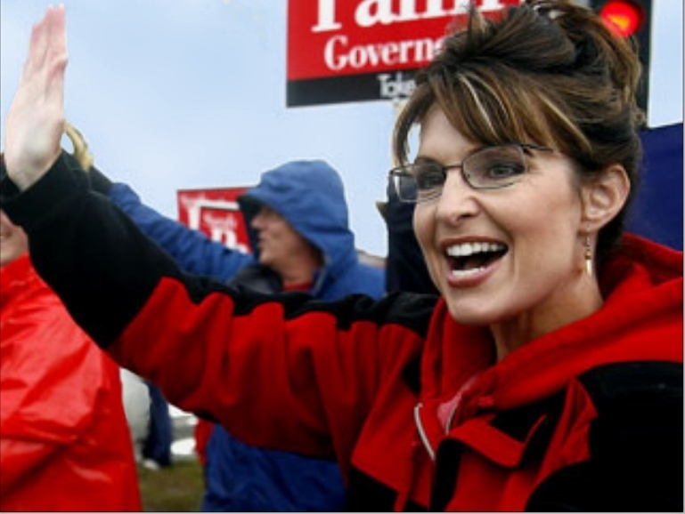Watch Sarah Palin's Facebook Scrubbing in Real Time
