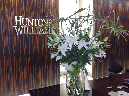 Hunton & Williams Law Firm Conceived Anti-WikiLeaks Conspiracy