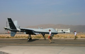 Secret CIA Drone Attacks in Pakistan Suspended as Obama Seeks to Free Imprisoned 'Diplomat'
