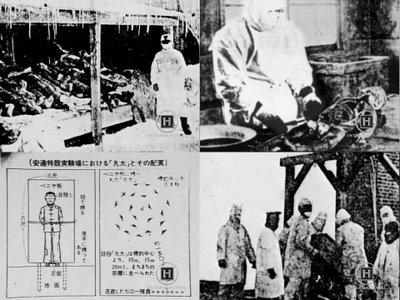 Complicity and Denial: The Problem with Unit 731
