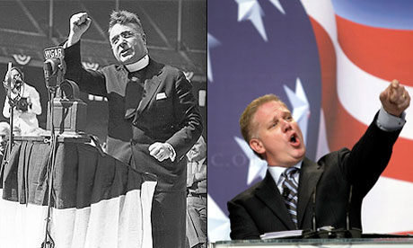 Glenn Beck and the Echoes of Charles Coughlin