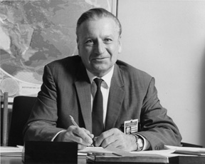 Bio of Operation Paperclip Rocket Scientist Krafft Ehricke