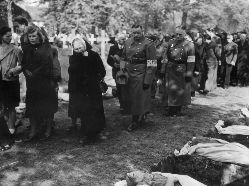 Nazi Death Marches: Book Details German Citizens' Role In End Of War Killings