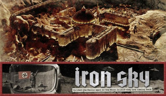 Nazis on the Moon: 'Iron Sky' is a Wrap