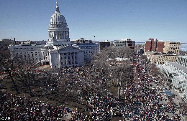 Wisconsin is Making the Battle Lines Clear in America's Hidden Class War