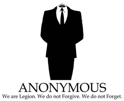Anonymous Declares War on Corporate Execs, DoD Officials who Target WikiLeaks