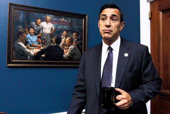 Newly-Released Documents Find Rep. Darrell Issa Guilty of Arson for Profit, Grand Theft