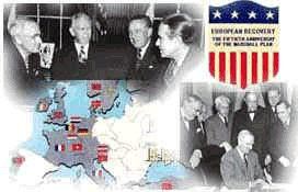 The CIA, the Marshall Plan & Corporate Global Conquest