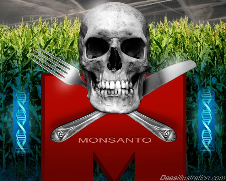 Scientist Warns on Safety of Monsanto's Roundup