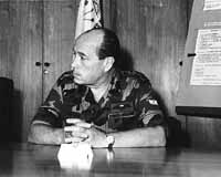 Argentine Ex-General gets Life Sentence for Operation Condor Role