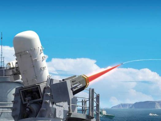 On its Way to Ultradestructive Megawatt Power, Navy's Death Ray Laser Breaks Another Record