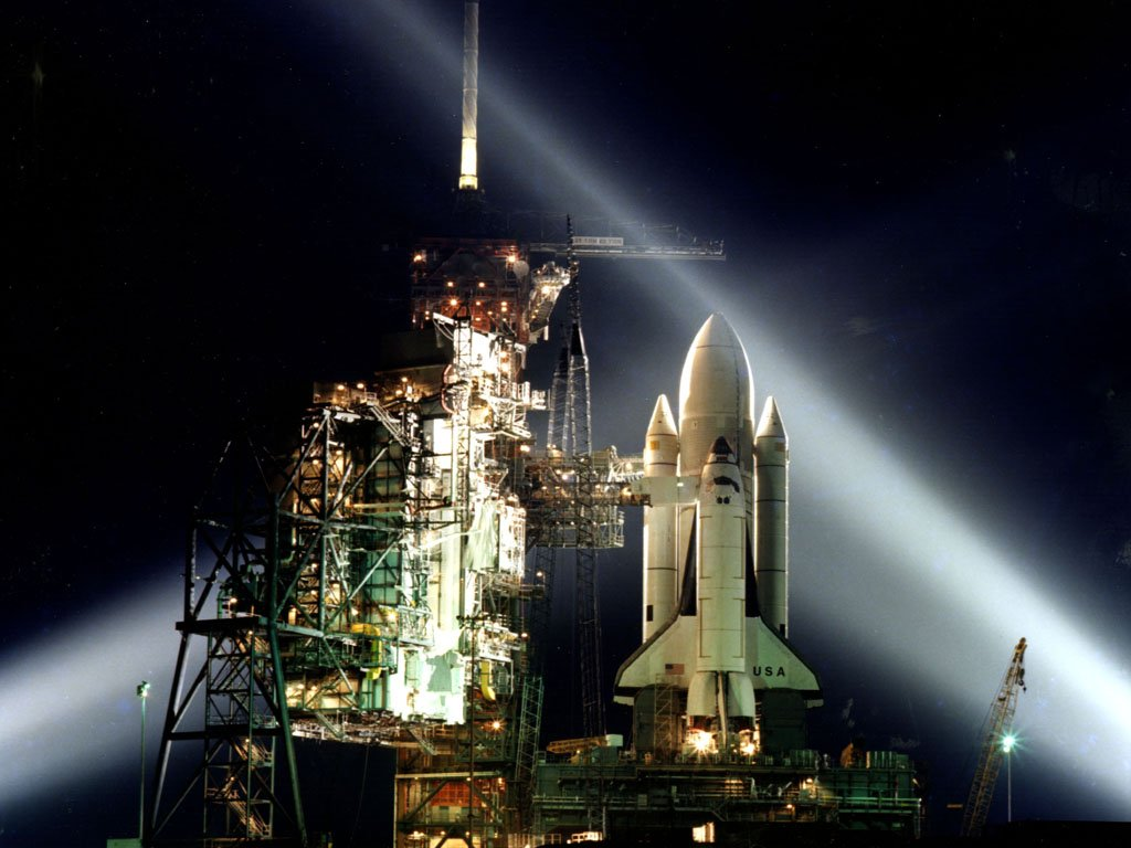 The Nazi Origins of the Space Shuttle
