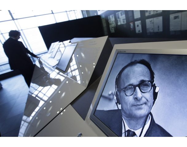 Thousands of Germans Knew of Eichmann's Postwar Whereabouts