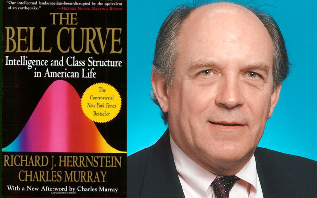 Bell Curve Author Charles Murray Talks White America on MLK Anniversary