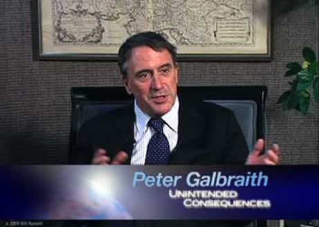 At NYU, Galbraith's Kurdish Oil & Abrams' Contra Conviction Unmentioned