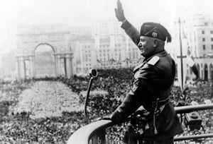 Italian Lawmakers Want to Lift Ban on Mussolini's Fascist Party