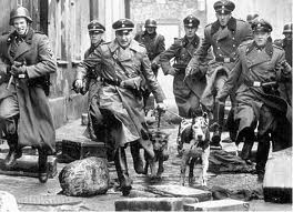 German Police: Hitler's Willing Helpers