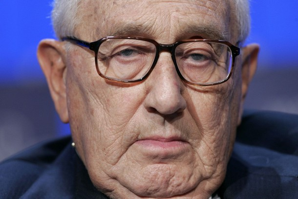 Oklahoma Daily: Kissinger's Foreign Policy not Worthy of Celebration