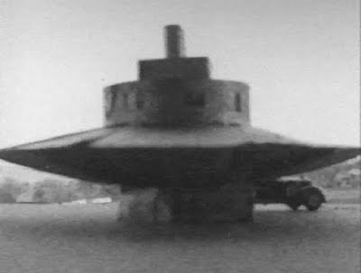 """UFOs"" are Not ""Alien"" – Despite the Slue of Phony Books & TV Shows – but Advanced Tech with Roots in the Third Reich"