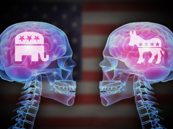 Liberal vs. Conservative: Who has Better Brain?
