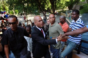 Martelly: Haiti's Second Great Disaster