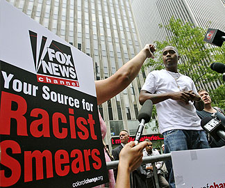 Race Baiting at Fox News