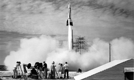 Wernher von Braun's Contribution to Nazi V-2 Rocket Questioned