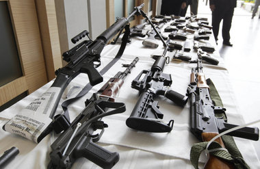 Hundreds on Terror Watch List Bought Guns