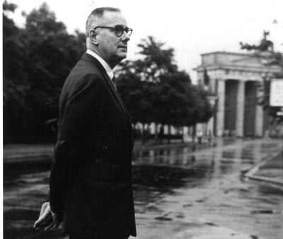 Eisenhower Library Opens Papers of Richard Bissell, Former Dir. of Plans for the CIA