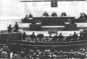 West Germany's Efforts to Influence the Eichmann Trial