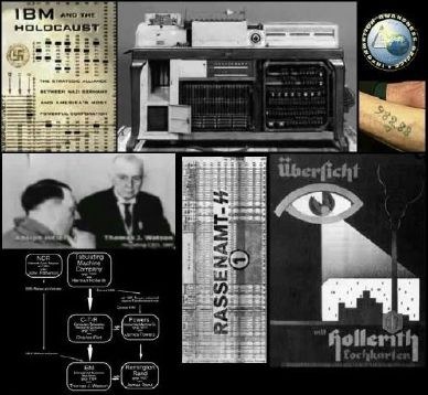 ABC News Online: IBM Co-Planned the Holocaust & had Technical Role in Nazi Regime
