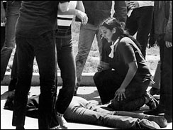 Obama Administration Refuses to Investigate New Evidence in 1970 Kent State Shootings