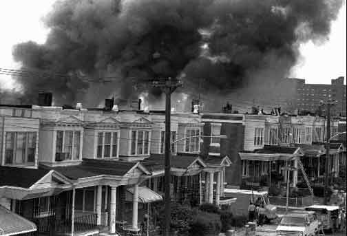 MOVE Bombing 26th Anniversary: May 13, 1985 Philadelphia Police Bombing