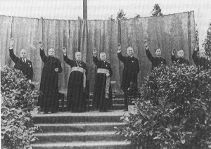 Christo-Fascism without Tears: Response to Evangelical Writers who Distance the Church from the Nazi Party