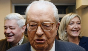French Far-Right Leader Jean-Marie Le Pen Convicted over Nazi Remark