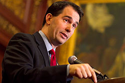 LETTER: Governor Walker Serves the Rich