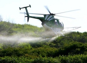 Farmers Reach for Big Guns as Super Weeds Refuse to Die (re Monsanto)