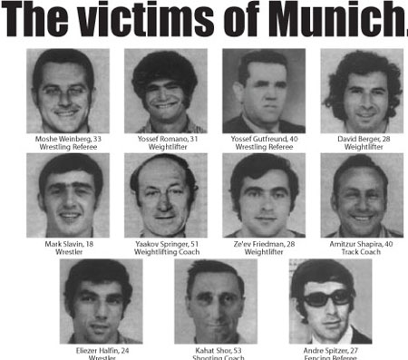Neo-Nazi Helped Plan 1972 Munich Massacre, Report Says
