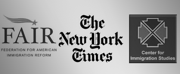 Despite Own Reporting, NY Times Downplays Anti-Immigrant Groups' White Supremacist Ties