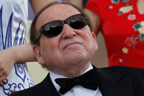 A Corruption Profile of GOP Financier Sheldon Adelson