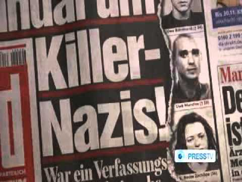 German Secret Service Destroys Files on Neo-Nazi Terrorist Gang the National Socialist Underground